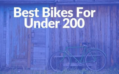 Best Bikes For Under 200 [ TOP 9 AMAZING CHEAP BIKES FOR ADULT]